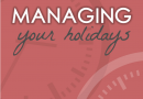 Managing Your Holidays by Marcia K. Washburn ~ Review