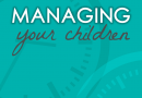 Managing Your Children by Marcia K. Washburn ~ Review