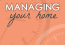 Managing Your Home by Marcia K. Washburn ~ Review