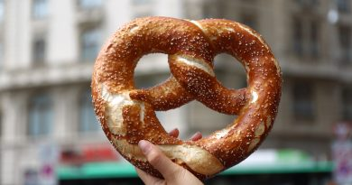 Soft Pretzels: Fun Baking for Kids ~ By Tammy Paquin